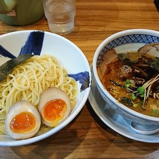 焦がし味噌つけ麺(麺屋 楼蘭 (めんや ろうらん))