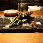 焼天豆鯛味噌