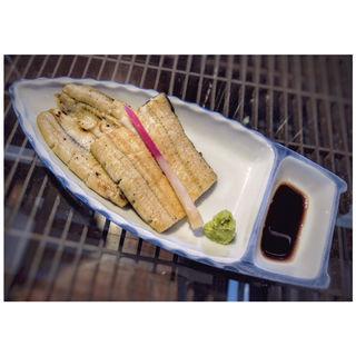 鰻白焼き(うなぎの 東海亭 (とうかいてい))