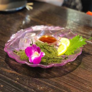 海ぶどう(沖縄料理 うみそら )