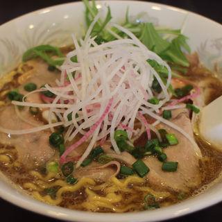 煮干し醤油(麺屋 ふくじゅ )