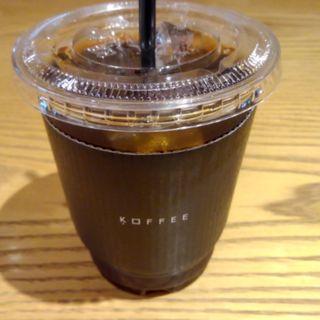 水出しアイスコーヒー(虎ノ門コーヒー (TORANOMON KOFFEE))