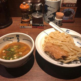 濃厚つけ麺(麺屋武蔵 芝浦店 )
