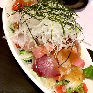 大和特製サラダ ハーフ(旬味旬菜 大和)