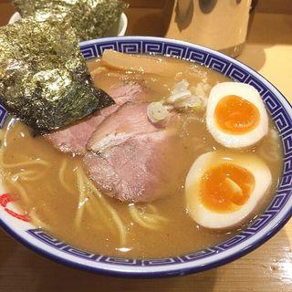 中華ソバ(銀座 いし井 五反田店 )