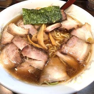 チャーシューメン(大盛+¥100)(掃部介 (かもんのすけ))