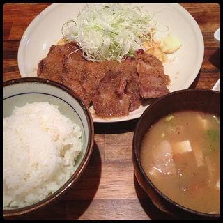 しょうが焼き(おんどる 渋谷本店 (ON$))