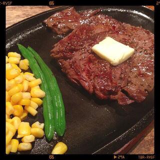 ハラミステーキ(ステーキ キッチンファクトリー (STEAK KITCHEN FACTORY))