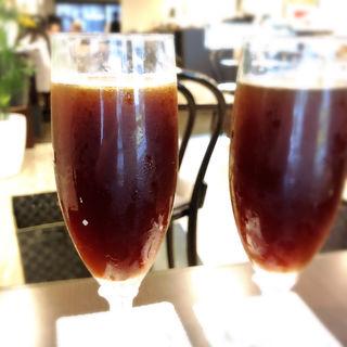 「森のコーヒー」ドラフトコーヒー(カフェーパウリスタ )
