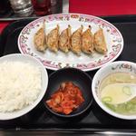餃子ランチ(餃子6個)