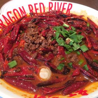 超辣タンタン麺(ドラゴンレッドリバー マリンピア神戸店 )
