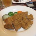 ポークカツレツ(・スープ・サラダ・ライス・コーヒー付)(キッチン カトウ (kitchen KATO))