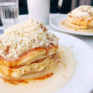 クラシックバターミルクパンケーキ(crisscross (クリスクロス))