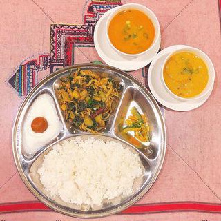 ネパールセット(カトマンドゥ )