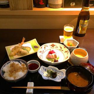 一汁五菜膳(京料理 立神 )
