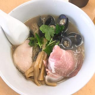 シジミ煮干そば(中華そば よしかわ )