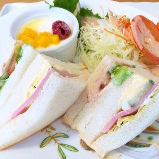 モーニング・サンドイッチ