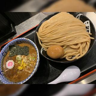 濃厚つけ麺 特(450g) 味玉(松戸富田麺絆 )