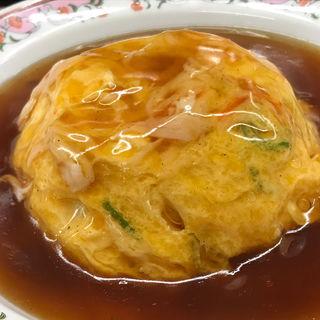 天津飯(餃子の王将 守口店 )