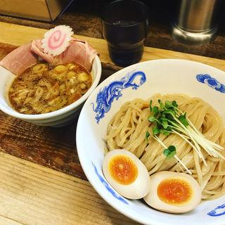サバ濃厚鶏つけ麺(サバ6製麺所 成城学園前店)