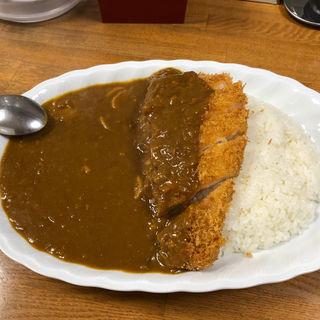 カツカレー(ジャンカレー 末広町店 )