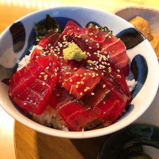 鉄火丼(喰呑をかし (クウノムヲカシ))