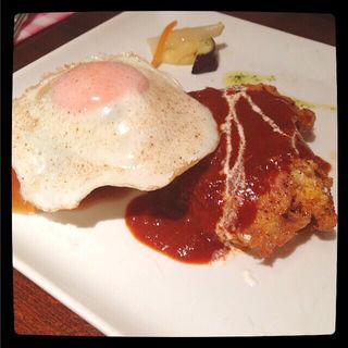 デラックス定食(キッチン ハセガワ (Kitchen Hasegawa))