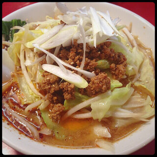 担々刀削麺(栄福 刀削麺 (エイフク トウショウメン ))