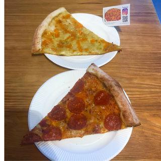 ピザ(New York style EIGHT PIECE)