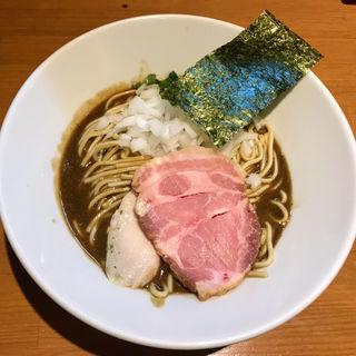 濃厚蕎麦(亀戸煮干中華蕎麦つきひ)