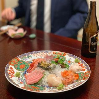 刺し盛り(すし割烹 浜勢本店 (はませいほんてん))