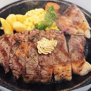 リブロースステーキ(300g)(武蔵ハンバーグ )