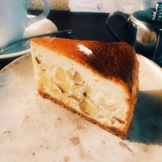 さつまいものチーズケーキ(タフドア )