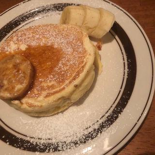 リコッタチーズのパンケーキ(ベッドフォードカフェ グリーンポイント )