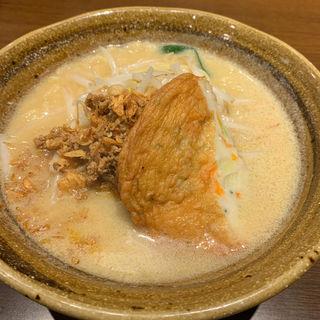 九州麦味噌らーめん 大盛(蔵出し味噌 麺場 壱歩 東大和店)