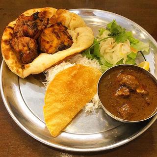 タンドーリランチセット(印度料理シタール )