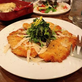 カツレツ(ristorante match&832)