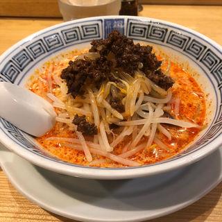 坦坦麺(希須林 担々麺屋 赤坂店 (キスリン タンタンメンヤ))