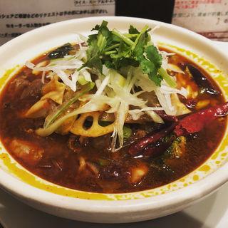 牛肉麺(四川小吃雲辣坊)