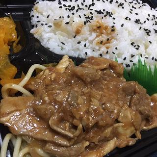 豚生姜焼弁当(ローソン 札幌南5条市電通店)