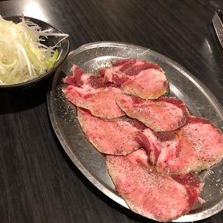 ねぎ塩タン(浦江亭 福島店 (ウラエテイ))