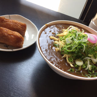 カレーうどん(壺屋 )