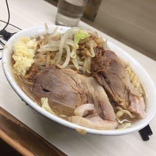 豚ラーメン(ラーメン荘 歴史を刻め 本店 )