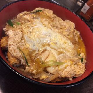 カツ丼(味べい 本町店 (あじべい))