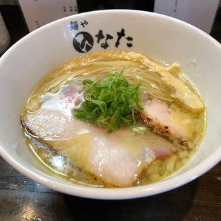 塩ラーメン(麺や ひなた)