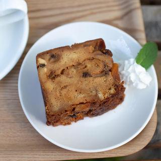キャラメルりんごのパン ペルデュ(Cafe Sol)