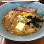 味噌バターラーメン(マリモ )