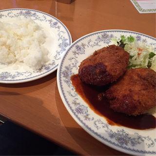シーフードコロッケ(技食人 パルク )