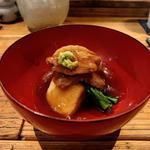 合鴨と里芋の治部煮
