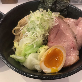 もつ白湯つけ麺(つけ麺Tetsuji)